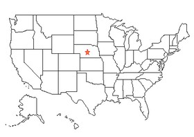 Nebraska Time Zones Map    Timebie